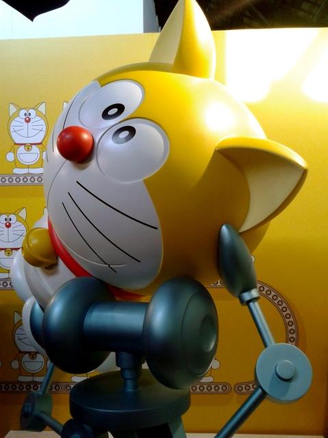 Pre-rat Doraemon